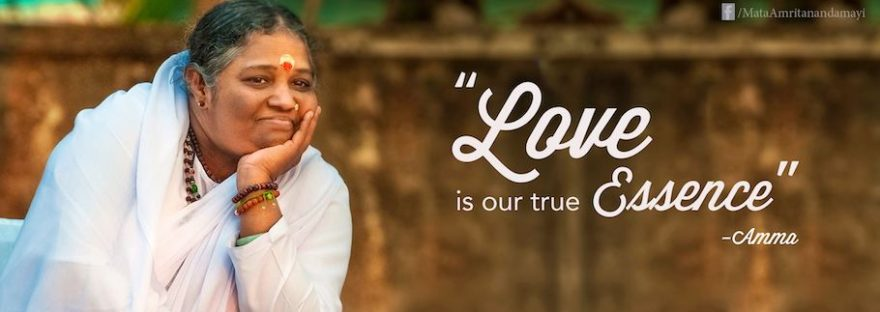 Amma the hugging saint